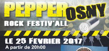 PepperOsny Rock Festiv'All