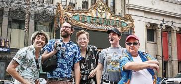 Kyle Gass Band + Johnny Mafia