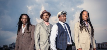 Living Colour + Stone Broken