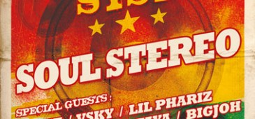 Soirée Sound System - Soul Stereo