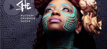 Muthoni Drummer Queen + Yseult