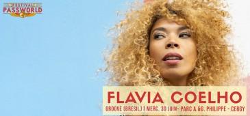 Flavia Coelho | Festival PassWorld