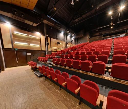 Le Théâtre de Jouy et le Nautilus  LE NAUTILUS / THéâTRE DE JOUY
